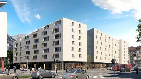 ZIMA TIROL baut neues Stadtquartier