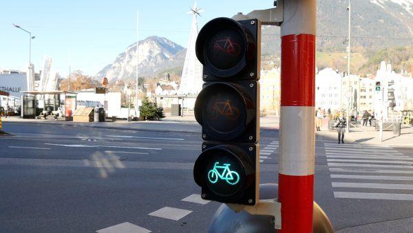 Was verspricht Innsbrucks Radmasterplan 2030?