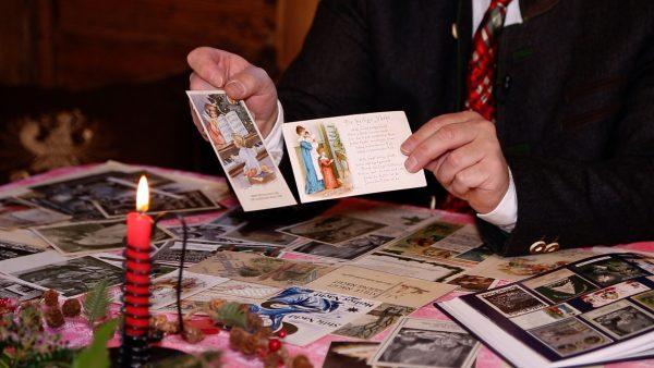 Allerhand aus'm Tyroler Land: Weihnachtskarten