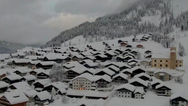 So sieht's in Osttirol aus