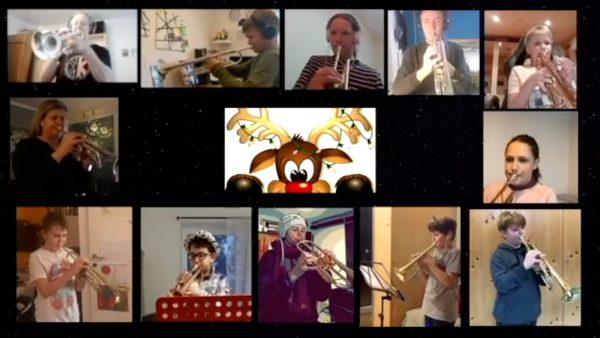 Weihnachtsgruß der Musikschule Telfs