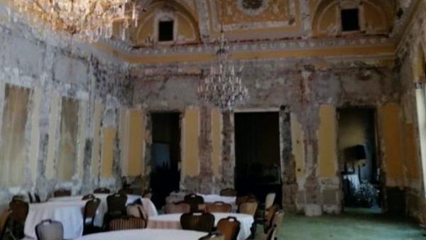Frage des Tages: Barocksaal Hotel Europa