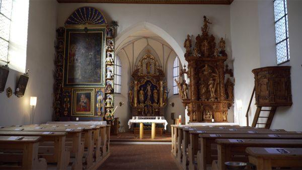 Kirchenbesuch online