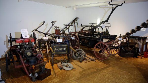 Allerhand aus'm Tyroler Land: Feuerwehrmuseum Telfs