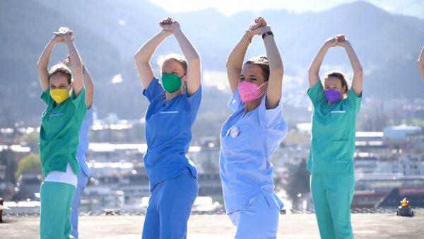 Die Jerusalemachallenge der Tirol Kliniken