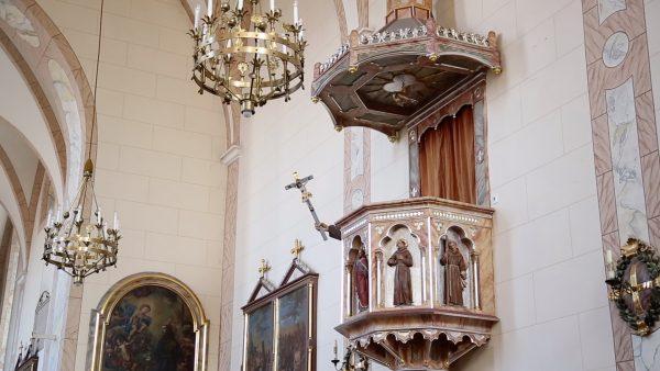 Allerhand aus'm Tyrolerland: Franziskanerkirche Telfs