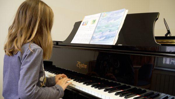 Eine Musikschule kann nicht so leicht ersetzt werden