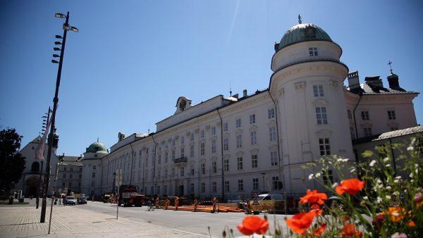 Damals und heute: Innsbruck