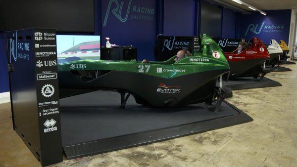 Virtuelle Formel 1 - die Zukunft der richtigen Formel 1?
