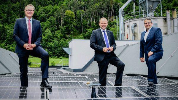 Wie Industriegebäude grüne Energie erzeugen