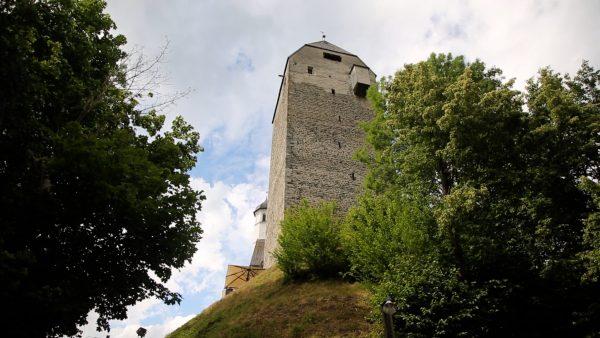 Das ist das Museum im Schloss Freundsberg