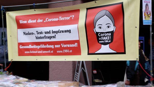 """Corona: """"Alles eine Lüge""""?"""