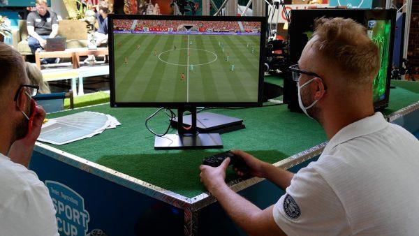 E-Sport: digitales Spielen als sportlicher Wettbewerb