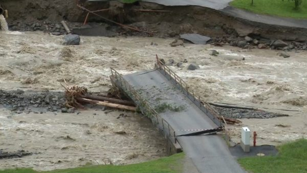 Föderalismus verbessert die Abläufe bei Naturkatastrophen