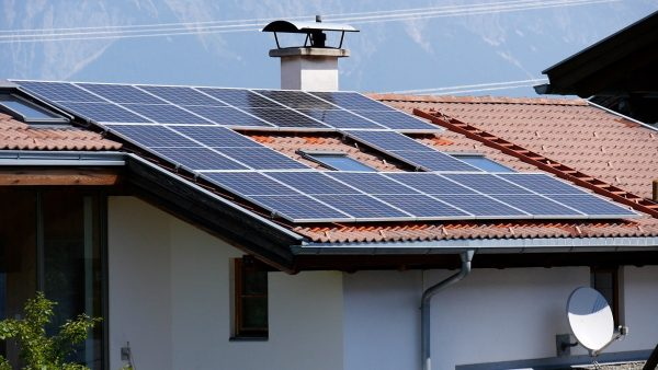Volle Sonnenkraft voraus - Photovoltaik, Energie von oben