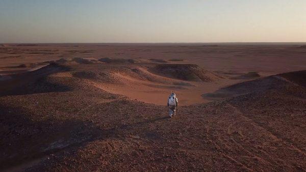 Wüstenforschung für die Marsmission