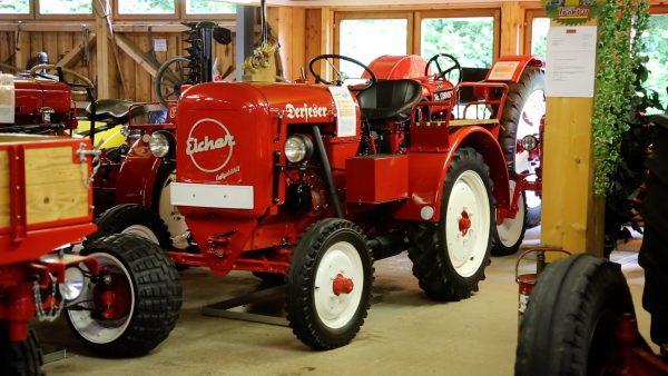 Traktormuseum Achensee