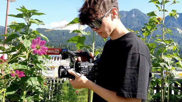 Praktikum bei Tirol TV