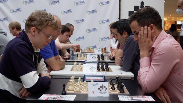Innsbruck spielt Schach