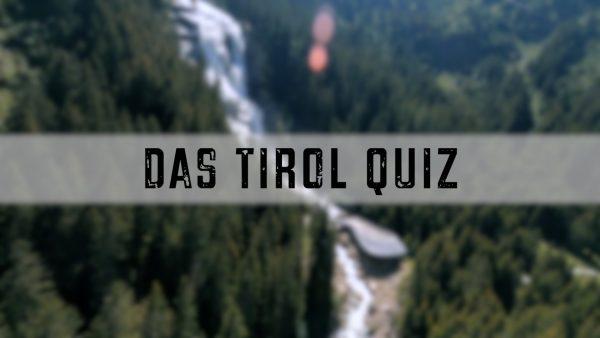 Tirol Quiz
