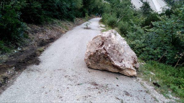 Immer mehr Felsstürze in Tirol