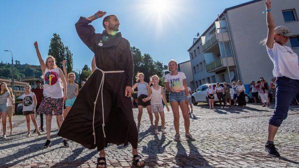 Abschied vom Franziskanerkloster