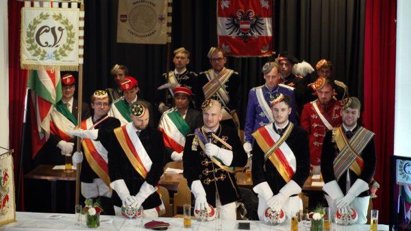 Hinter den Kulissen beim Österreichischen Cartellverband