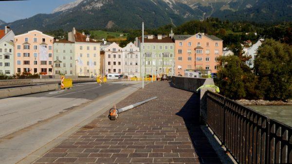 Innsbrucker Brücke bekommt Lifting