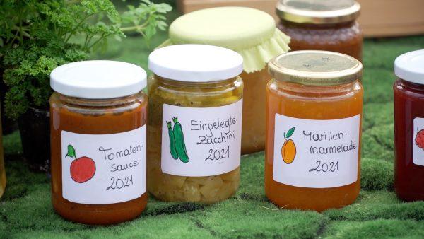 Tirol blüht auf - Marmeldaden & Eingemachtes