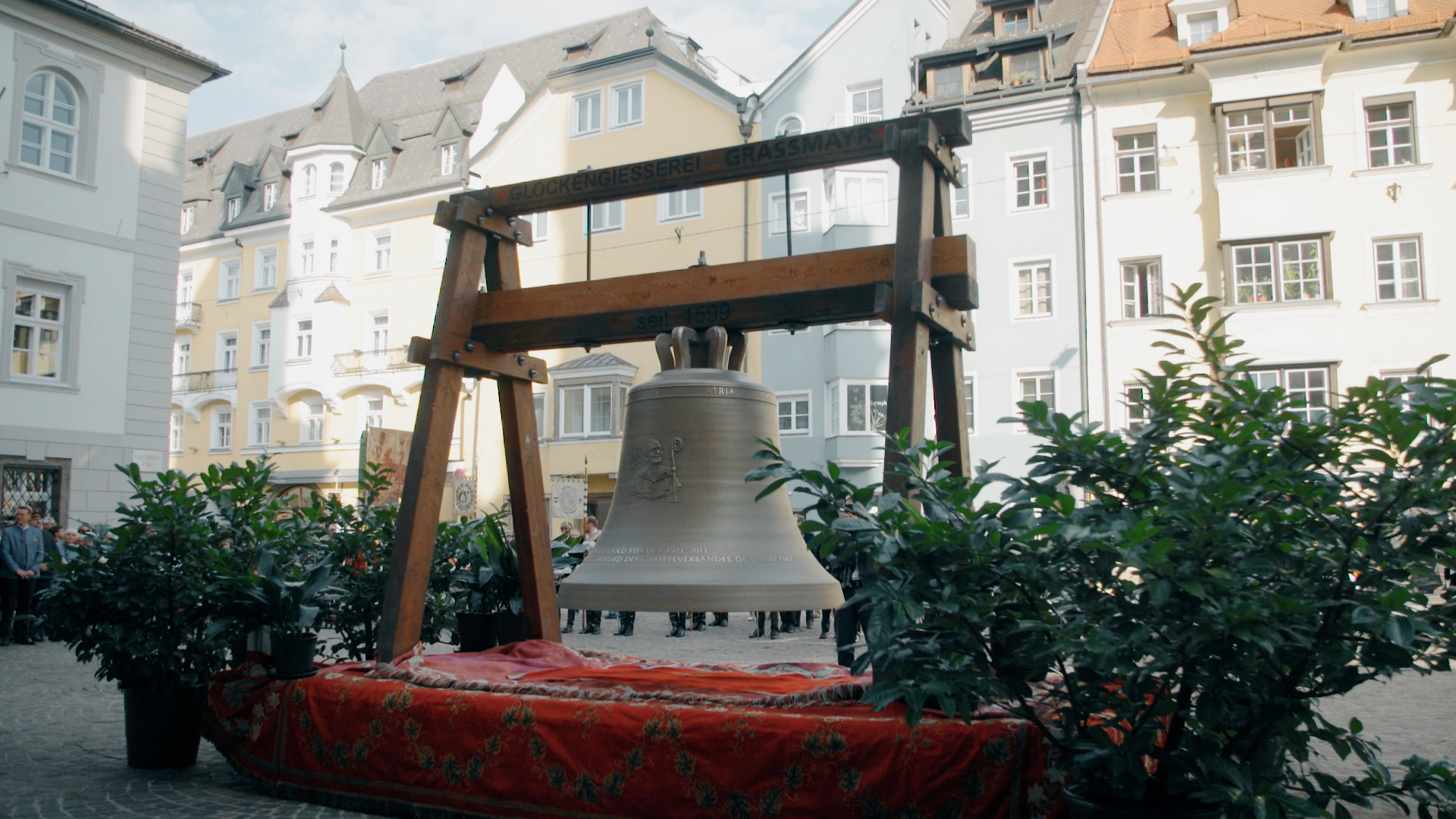 Innsbrucks neue Glocke