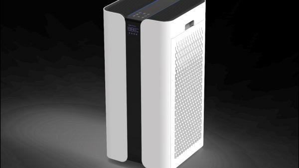 Luftfiltergeräte für das MCI reinigen nicht nur, sie entkeimen auch die Luft.